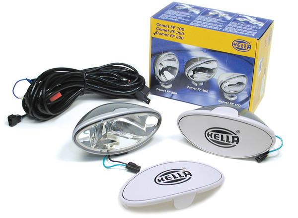 Hella FF 300 Clear Cover - Cateye (Each)