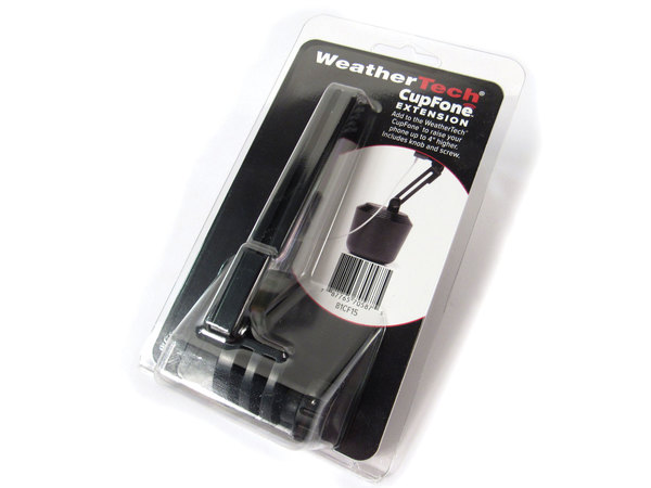 WeatherTech CupFone Extension