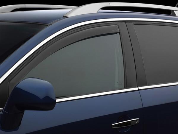 Air Deflectors Side Windows 5 Door Dark Tint