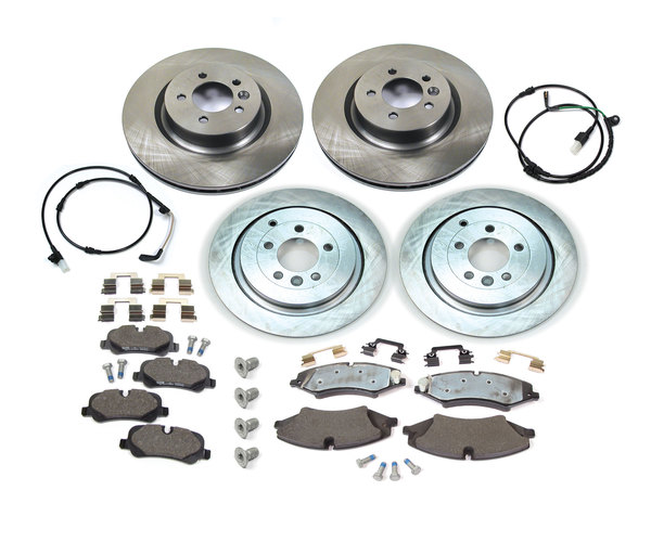 brake rebuild kit for LR4