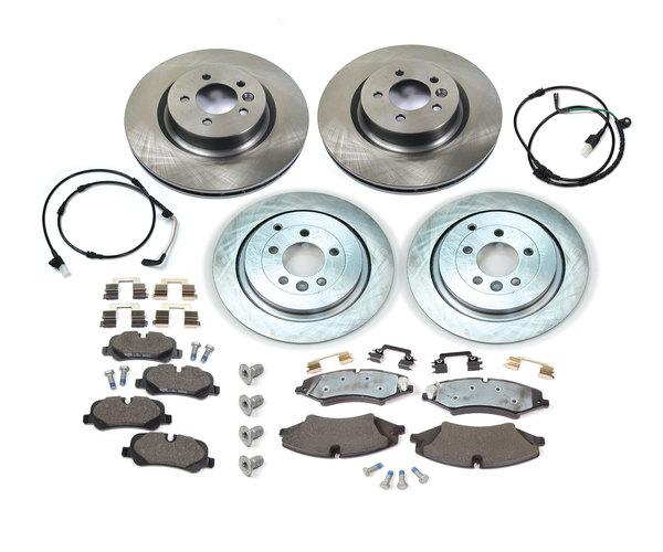 brake rebuild kit for LR4