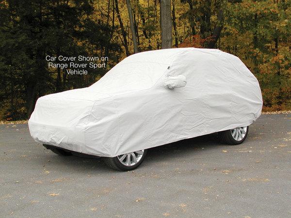 Evolution Car Cover By Covercraft, Gray For Land Rover LR2