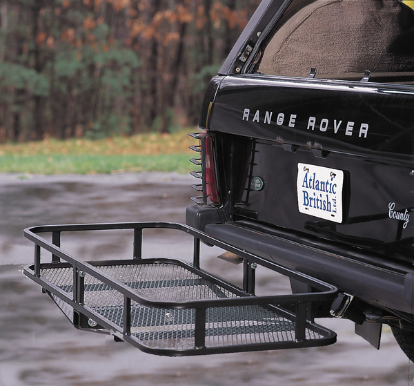 Basket-Style Hauler Cargo Rack For Rear 2-Inch Tow Hitch By Surco