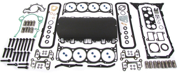 Engine Install Kit, Includes Hydraulic Lifters, Head Bolts And Gaskets, For Land Rover BOSCH Engines Number 9257B Or 9257D On Discovery Series II And Range Rover P38 (See Fitment Years)