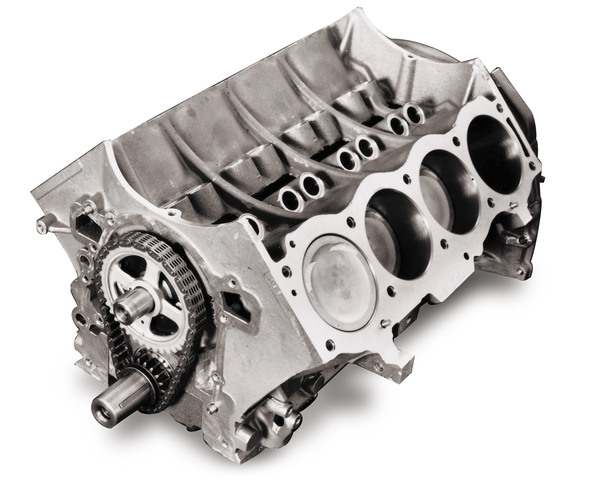 Land Rover Engine: Remanufactured BOSCH 4.6 Short Block Engine (Core Charge Additional)