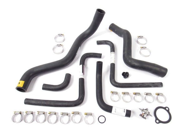 Coolant Hose And Thermostat Kit For Range Rover Classic 1987- 1988 (Vehicles With Straight Hose)