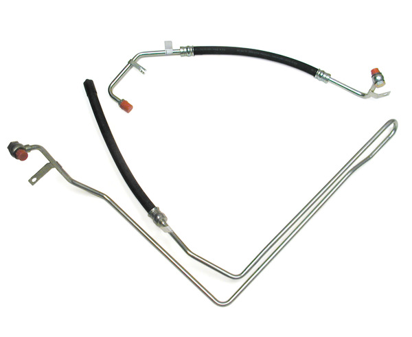 Power Steering Hose Kit For Range Rover P38, 1995 - 1999 GEMS Engine Vehicles