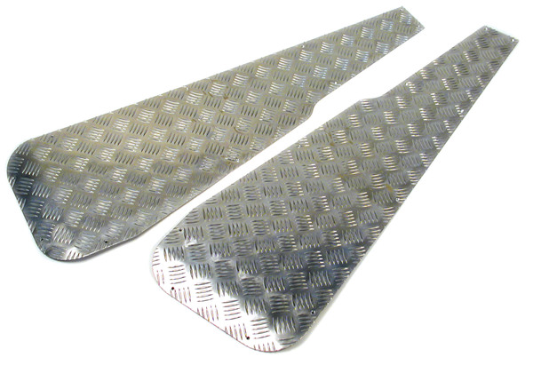 Wing Protector - Aluminum (Land Rover)