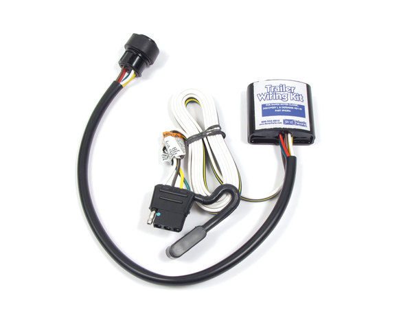 Land Rover trailer wiring kit