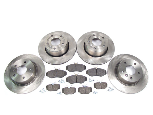 Land Rover Discovery 2 Brake Kits