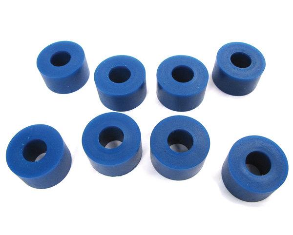 blue/soft polybush kit