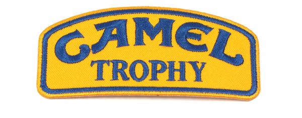 Patch Camel Trophy