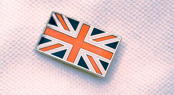 Lapel Pin - Union Jack