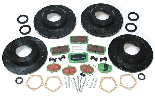 Defender brake kit