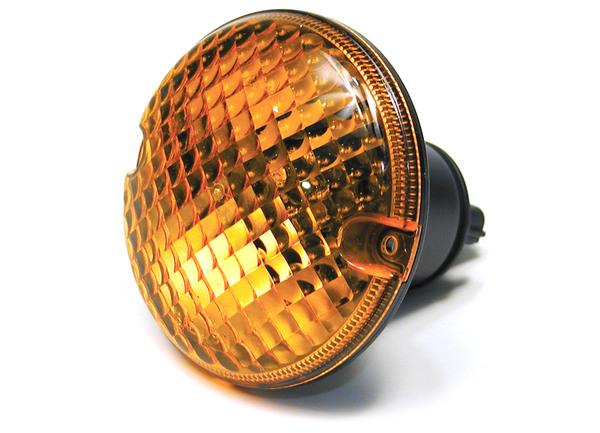 Lamp Directional Amber Defender