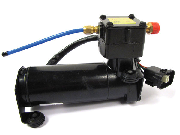 compressor for air suspension system