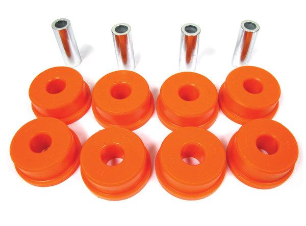 Orange Polybush Rear Radius Arm To Axle 1