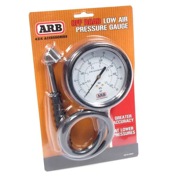 Tool: ARB Large Dial Tire Gauge