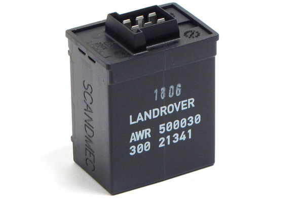 Genuine Heated Seat Module For Discovery Series 2 And Freelander
