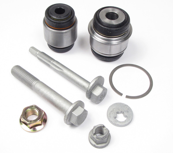 Bushing Kit, Rear Knuckle With Replacement Bushings, Bolts And Hardware, For Land Rover LR3