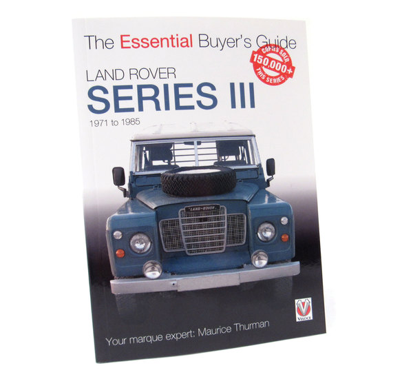 Book: Land Rover Series III, Essential Buyers Guide