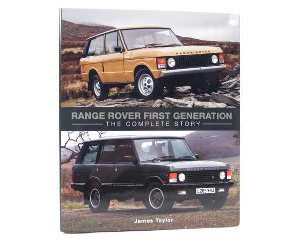 Book: Range Rover 1st Generation, The Complete Story