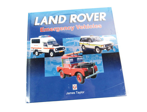Book: Land Rover Emergency Vehicles