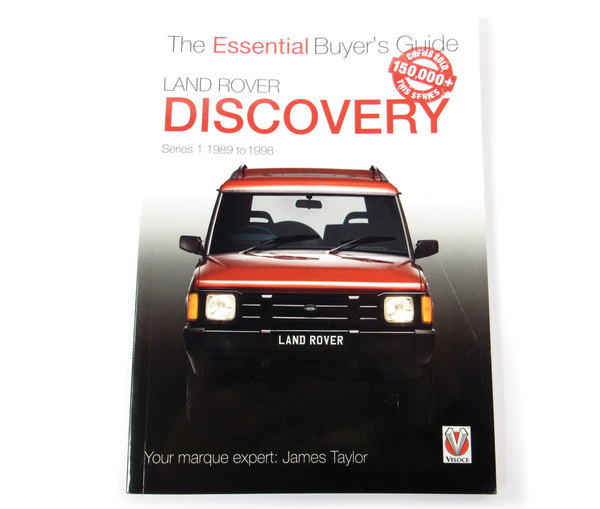 Book: Land Rover Discovery Series 1 Essential Buyer's Guide