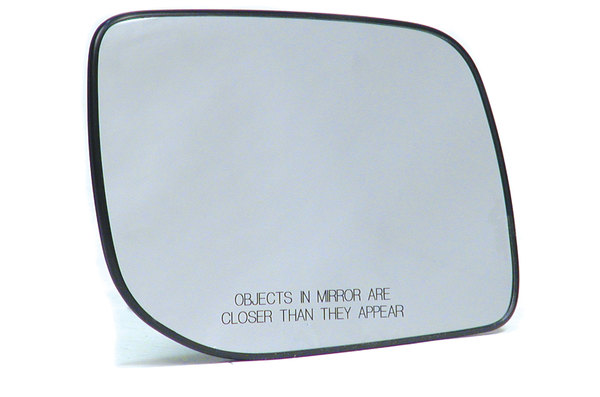 Side Mirror Glass BTR6069, Right Hand Convex, For Range Rover P38