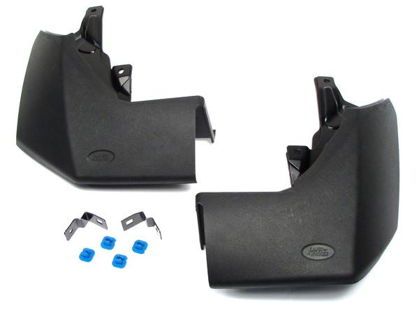 Genuine Rear Mud Flap Kit, Pair For Land Rover LR3 2005 - 2008