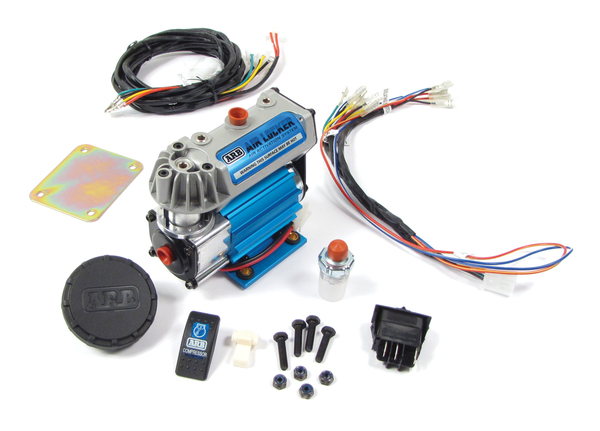 ARB Activation On-Board Air Compressor Kit (For Use With ARB Air Lockers) CKSA12