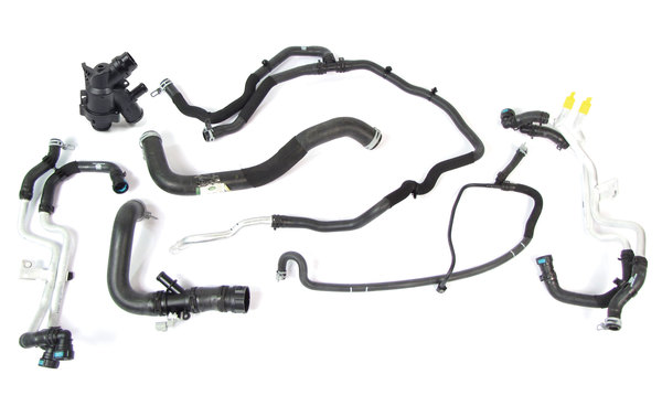 coolant hose and thermostat kit for LR4 - COOLKIT112SKA