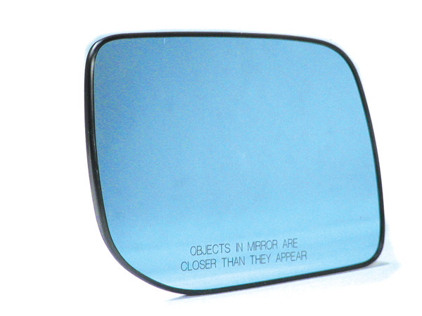 Genuine Side Mirror Glass CRD000340, Right Hand Convex, For Range Rover P38, 2000 - 2002