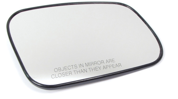 Genuine Heated Side Mirror Replacement Glass CRD100660, Right Hand, Convex With