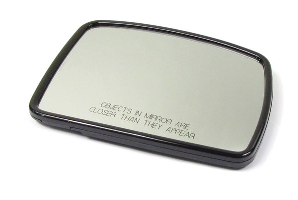 Genuine Mirror Glass CRD500220, Right Hand With Electrochromatic, For Range Rover Full Size L322, 2006 - 2009