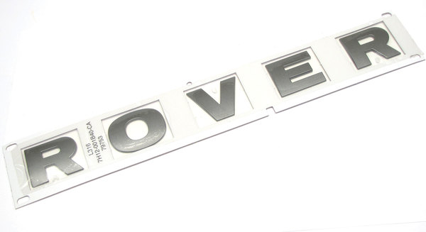 Rover decal