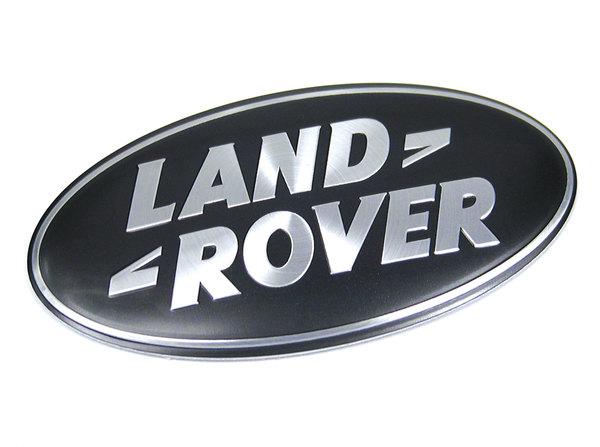Land Rover grille emblem