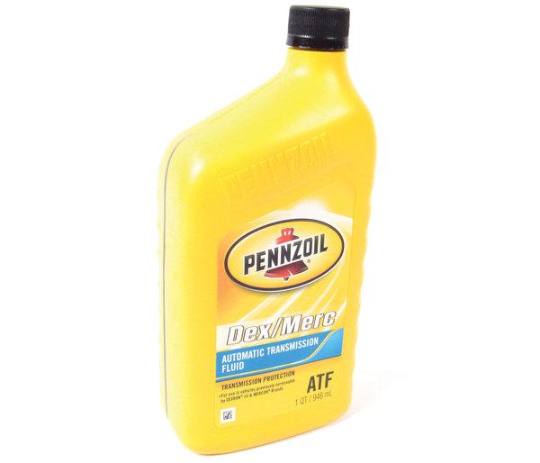 Pennzoil automatic transmission fluid