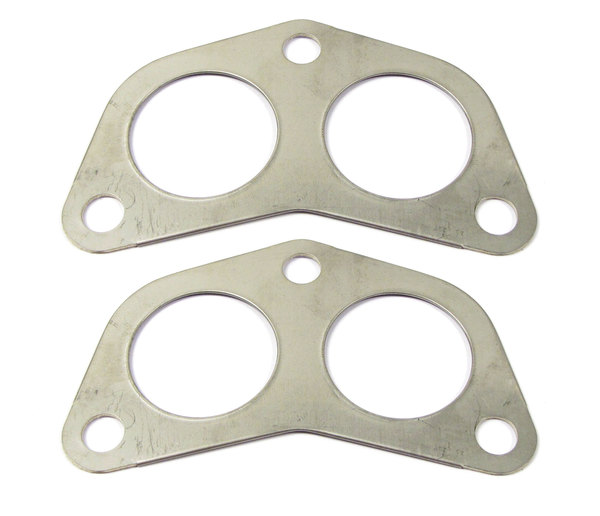 Gaskets, Exhaust Manifold To Pipe, Pair, For Land Rover Discovery I, Discovery Series II, Defender 90 And 110, And Range Rover Classic