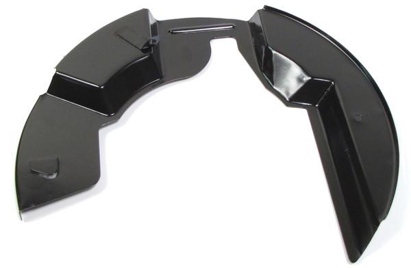 Left Front Brake Backing Plate Dust Shield - Defender 110