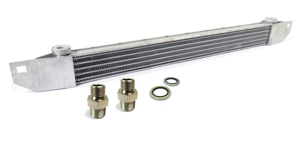 Transmission Oil Cooler With Adapters - 1997 Defender