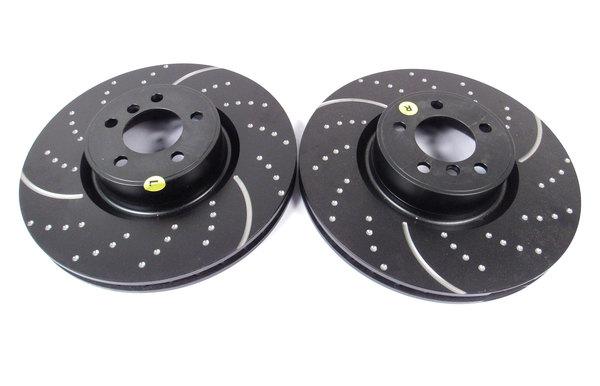 brake rotors - 2