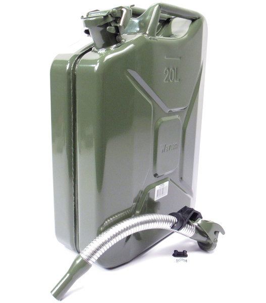 5 gallon Jerry Can with nozzle