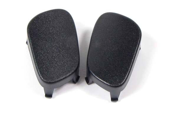 Replacement Horn Button Kit, Pair, Plain Standard Finish, For Land Rover Discovery Series II