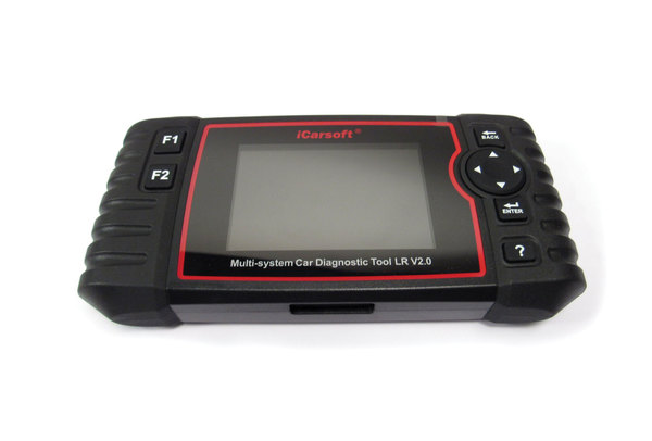 iCarsoft LR V2.0 Multi-System ECU Scan Tool For Land Rovers And Range Rovers