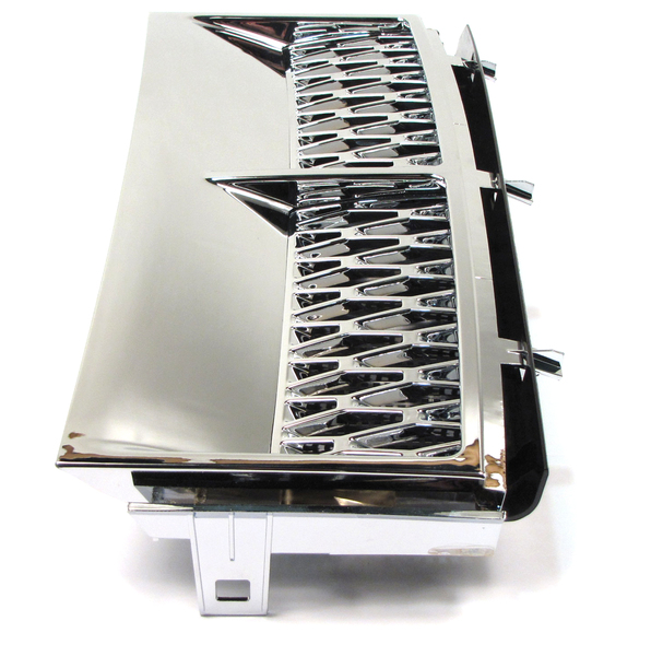 Vent Fender Grille - Right Front - Chrome