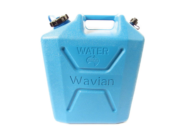 Wavian Blue Jerry Can