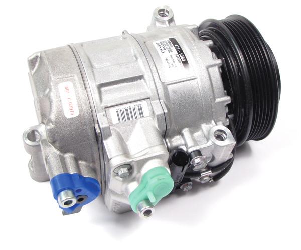 A/C Compressor, Original Equipment By Denso, For Land Rover Freelander