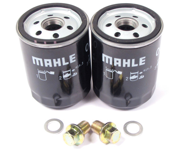 MAHLE oil filters