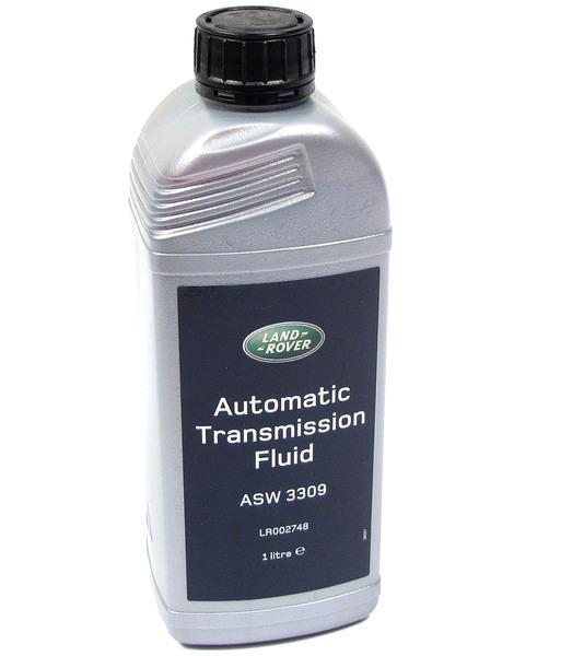 Genuine Automatic Transmission Fluid LR002748, 1 Liter, For Land Rover LR2, ASW 3309 Spec